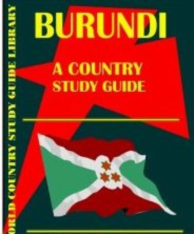 Burundi Country Study Guide (2005)