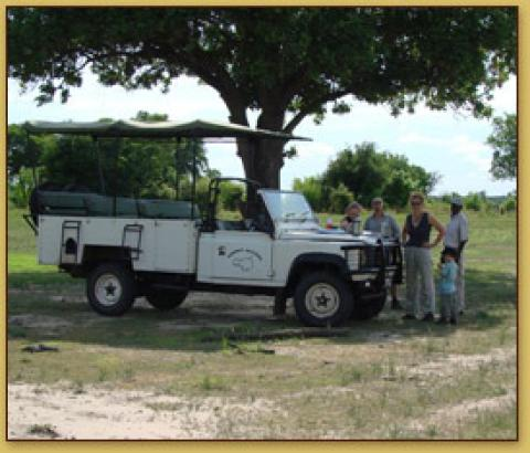 Kiboko Camp and Safaris