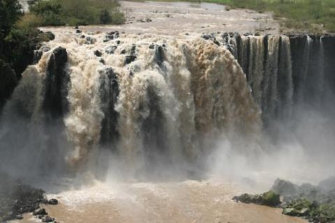 Ethiopia: the enduring food crisis and legal politics of the Nile River