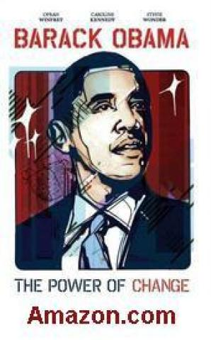 Barack Obama The Power of Change DVD