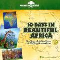 10 Days in Beautiful Africa - Boardgame