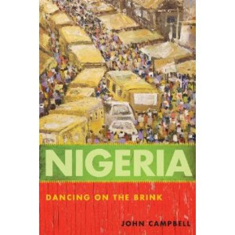 Nigeria: Dancing on the Brink [Hardcover]