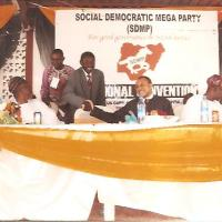 FRANK UKONGA SENATE NOMINEE SDMP PARTY -2011 ELECTIONS