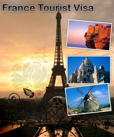 Apply online for France visa